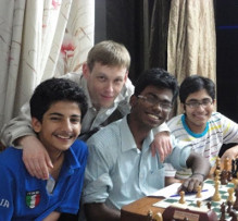 Chessbase India about my contribution to Indian chess